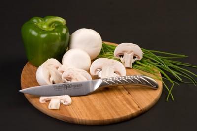 ножи из дамасской стали кухонные