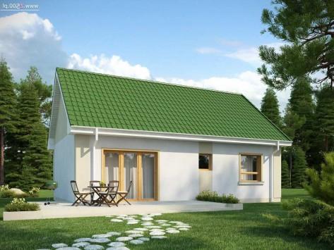 сам себе архитектор или планировка дома 8х10