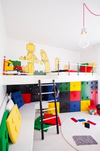 play area for the child