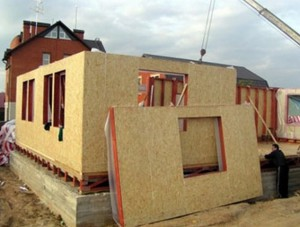 prefabricated wooden houses