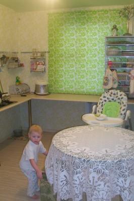 пример интерьера кухни