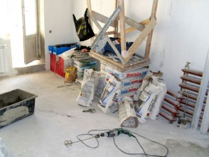 procedure for repairs of their apartment