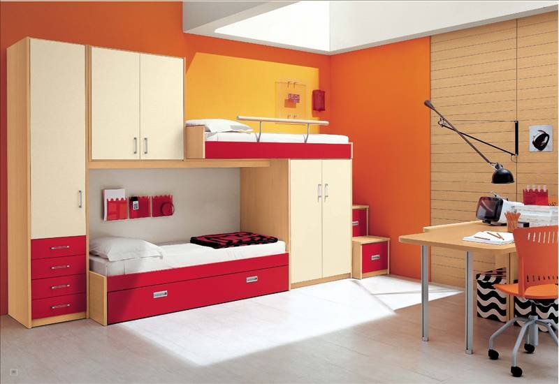 Вы ищете детские комнаты. Возможно Вас заинтересует Мебель для детской, MD11