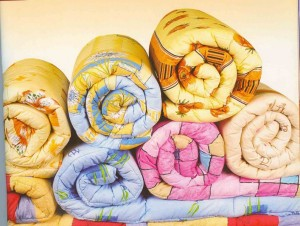 Ватные одеяла: незаменимая вещь для холодного времени