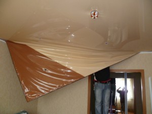 remove the suspended ceiling