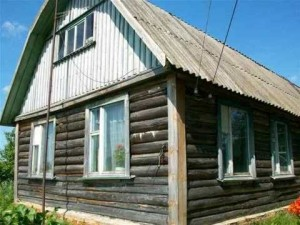 renovate an old wooden house