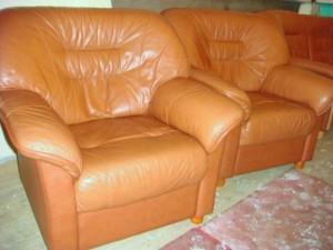 repair of leather furniture