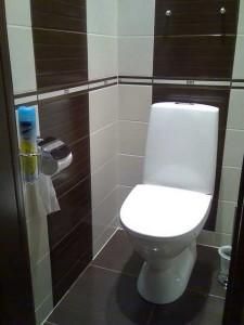 repair toilet turnkey