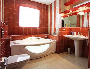 selection of plumbing
