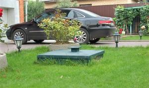 septic tank for a country house, Выбираем септик для загородного дома