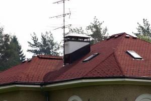 soft roof Tegola Antic