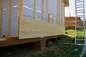 strengthen imitation timber