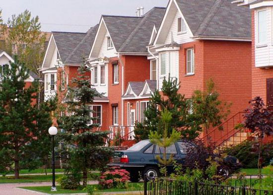suburban real estate