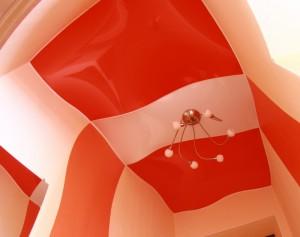 suspended ceiling PVC film
