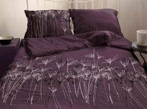 types of fabrics for bed linen