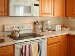 updated kitchen set