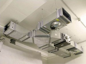основные составляющие систем вентиляции и кондиционирования