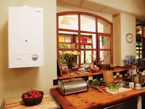 wall-hung gas boilers