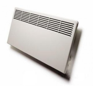 wall mounted electric convector heating