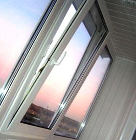 warm glass balconies