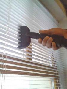 wash metal shutters